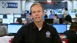 FEMA boss defends Donald Trump's denial of Hurricane Maria death toll figures