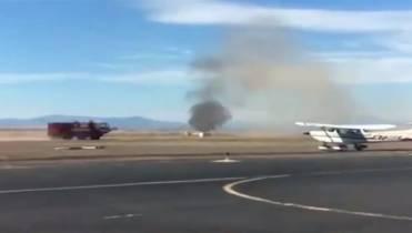 Plane crash at Oregon air show leaves flight instructor dead
