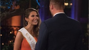 'Bachelor' contestant opens up about her story of sexual assault
