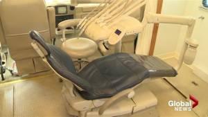 Mobile dental hygiene clinic