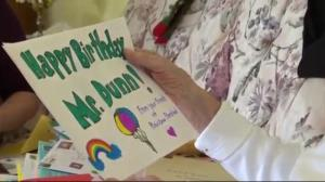 Campaign spawns mass mail from strangers to NS widower, 91