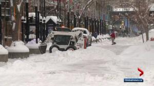 City of Calgary urging motorists to drive for wintry conditions