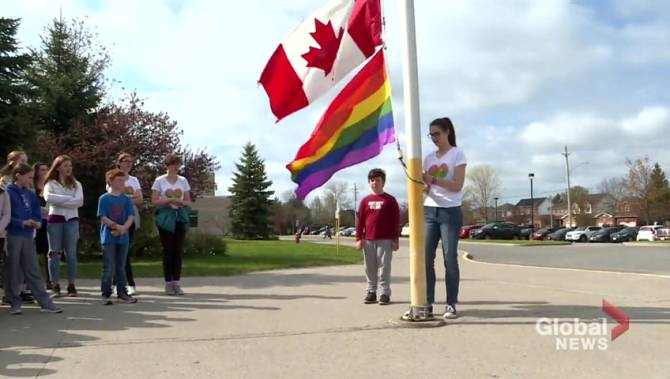 Durham schools take part in International Day Against Homophobia, Transphobia and Biphobia
