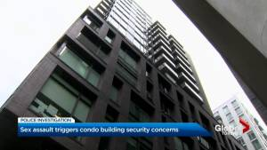 Toronto police investigating violent sexual assault at downtown Toronto condo (02:13)
