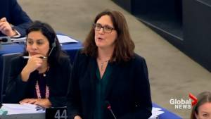 Debate over CETA approval becomes heated ahead of vote