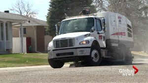 Changes to Calgary street sweeping bylaw create record amount of parking tickets