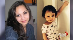 Calgary police investigating missing mother and child as homicides