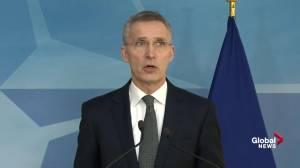 NATO calls out Canada, Europe for defence spending shortfalls