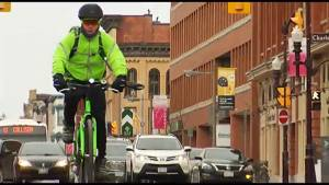 Cycling initiative looks give riders the goods they need to bike all winter long