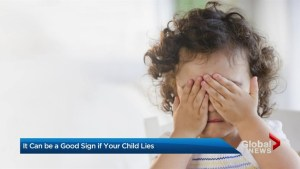 Does your child lie to you?