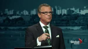 Saskatchewan's party leaders discuss healthcare