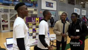 More than 300 students gather for black empowerment conference at Durham College