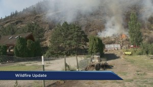 30 homes destroyed in Rock Creek fire
