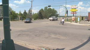 Dangerous Moose Jaw Intersection
