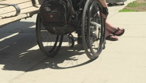 Vernon man with limited mobility hoping public tips will bring back stolen bike