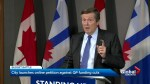 Tory increases pressure on Ontario PC's over Toronto budget cuts