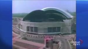 Blast from the past: Opening ceremony of Toronto's 'SkyDome' relived on its 27th anniversary