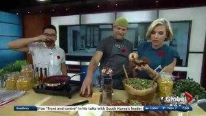 Chef Todd Perrin's fall entertaining tips