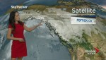 BC Evening Weather Forecast: Nov 17