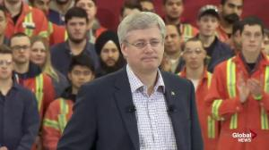 All Canadians stand together with France: PM Harper