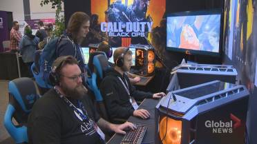 Video game industry gathers at Montreal International Game