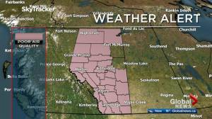 Edmonton afternoon weather forecast: Friday, May 31, 2019