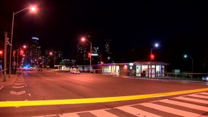 1 in critical condition after reported rolling shootout on Bloor-Danforth in Toronto