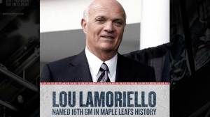 Lou Lamiorello leaves Devils after 28 years, named Leafs GM