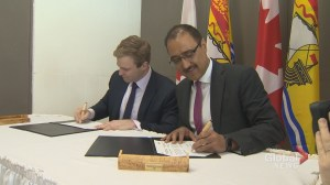 Ottawa and New Brunswick sign funding agreement worth more than $673M