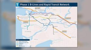 4 new B-line express bus routes coming to Metro Vancouver