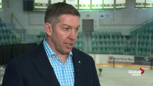 Sheldon Kennedy says he spoke to Broncos players about survivors' guilt and how to cope after tragedy