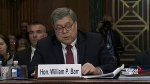 Barr: I offered to let Mueller read letter on my findings, he declined