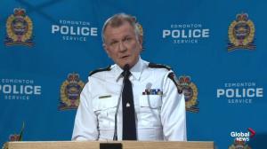 Edmonton Police say nine bodies found in mass murder-suicide