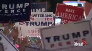Trump supporters not ready to give up if their candidate loses