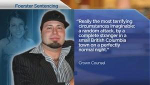 Matthew Foerster to be sentenced again for killing Taylor Van Diest