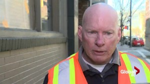 Bus driver witnesses possible overdose on morning commute