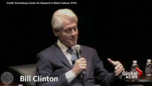 Bill Clinton says he publicly apologized to Monica Lewinsky, supports #MeToo