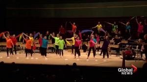 'Orff The Wall' showcase