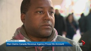 CRA freezes man's account and drains payroll after promising more time to pay