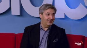 Daniel Raiskin is Winnipeg Symphony Orchestra's newest music director