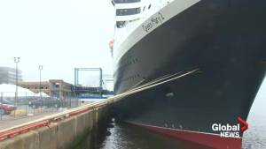 Federal funding to help market Atlantic Canada's growing cruise ship industry