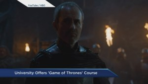 University in Illinois offers 'Game of Thrones' course