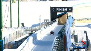 Luge Canada requests to move 2021 World Championships from Calgary to Whistler