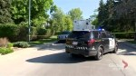 Several homes evacuated as Calgary police investigate grenade found in backyard