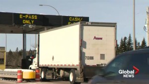 Out-of-province drivers and truckers may still have to pay Cobequid Pass tolls