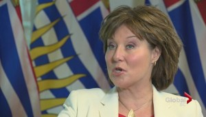 Chris Gailus sits down one-on-one with Christy Clark and John Horgan