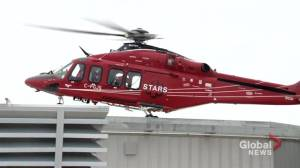 New heliport opens in Saskatoon on top of Jim Pattison Children's Hospital