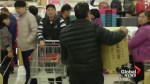 Fears of toilet paper shortage send Taiwanese into shopping frenzy