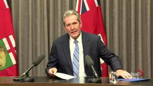 Pallister government launches law suit over federal carbon tax