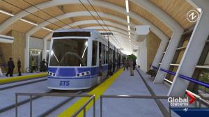 Valley LRT Line to be built under P3 model